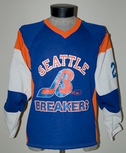 Seattle Totems Jersey For Sale
